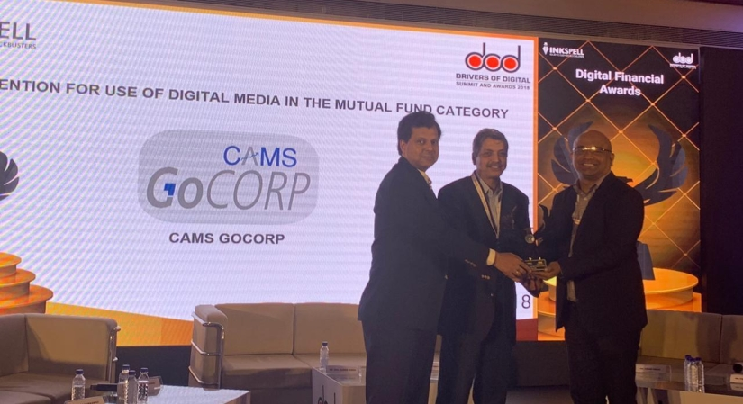 GoCORP wins coveted award at Drivers of Digital Summit 2018